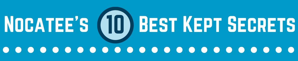 Nocatee's Top 10 Best Kept Secrets