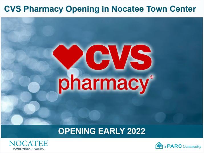 CVS Pharmacy at Nocatee