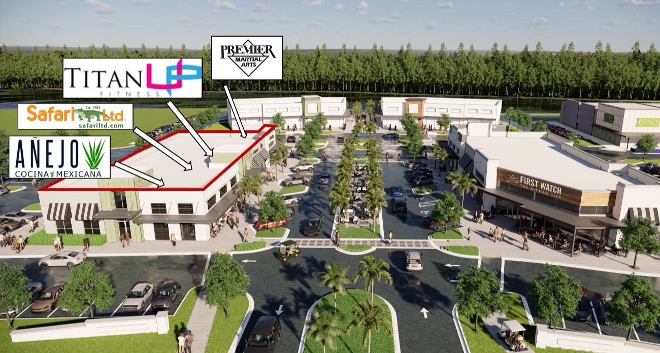 New Retail Coming Soon to Nocatee Town Center