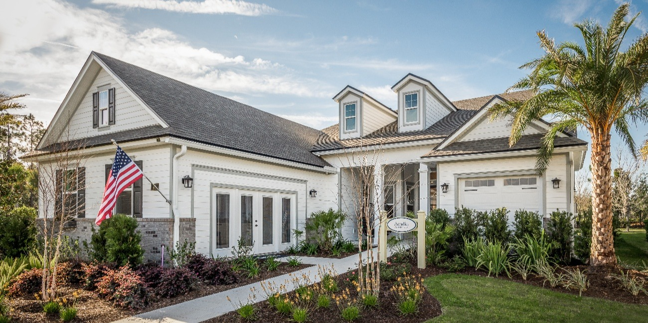 'Acadia Americana' by Dostie Homes in Nocatee