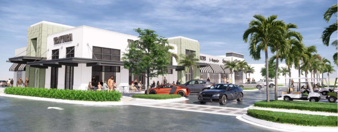 Nocatee Town Center Expansion Rendering