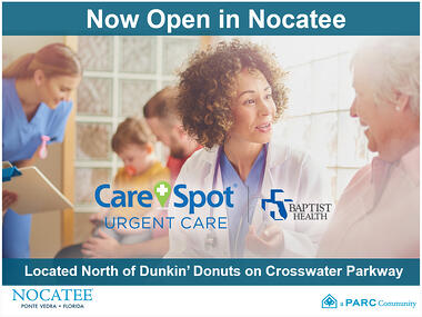 CareSpot Urgent Care Opens in Nocatee
