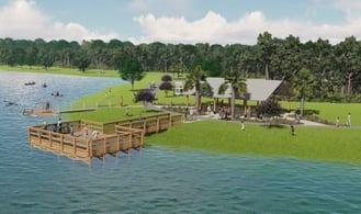 Settler's Pond Dock