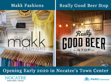 New Retail Opening in the Nocatee Town Center