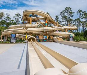 New Slides at Nocatee Spray Water Park